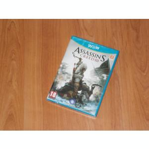 Joc Nintendo Wii U - Assassin's Creed III , nou , sigilat