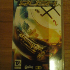 JOC PSP L.A. RUSH ORIGINAL / STOC REAL / by DARK WADDER - Jocuri PSP Altele, Curse auto-moto, 12+, Single player