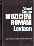 Viorel Cosma - Muzicieni romani lexicon