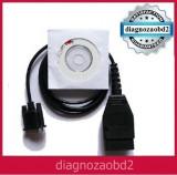 Interfata diagnoza OBD2 OBD-II Diagnostic VAG COM KKL 409 serial RS232