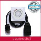 Interfata diagnoza OBD2 OBD-II Diagnostic VAG COM KKL 409 serial RS232 - Interfata diagnoza auto