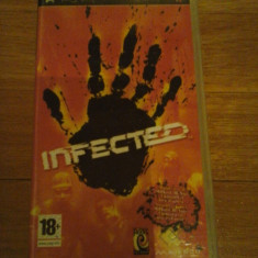 JOC PSP INFECTED ORIGINAL / STOC REAL / by DARK WADDER - Jocuri PSP Altele, Actiune, 18+, Single player