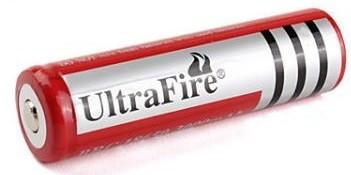 Acumulator,acumulatori baterie Ultra Fire 18650 4800mAh 3.7V LI-ION foto