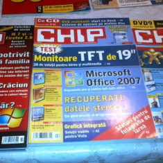 REVISTE CHIP 2006 - 2009 - Revista IT