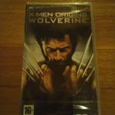 JOC PSP X-MEN ORIGINS WOLVERINE SIGILAT ORIGINAL / STOC REAL / by DARK WADDER - Jocuri PSP Activision, Actiune, 16+, Single player