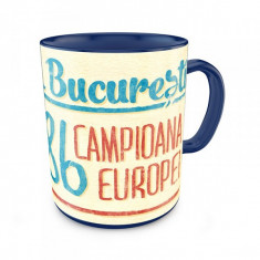 Cana Steaua Bucuresti Campioana Europei