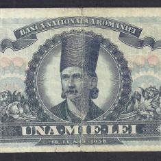 ROMANIA 1000 1.000 LEI 1948 [4] - Bancnota romaneasca
