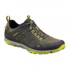 Pantofi sport Columbia Conspiracy Razor (CLM-BM2576M-365) - Adidasi barbati Columbia, Marime: 40, 41, 42, 43, 45, Culoare: Gri