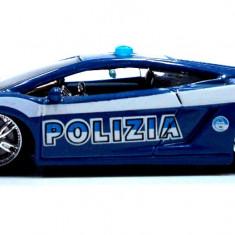 MAISTO-SCARA 1/64-DIVERSI PRODUCATORI -LAMBORGHINI POLIZIA-+2999 LICITATII !! - Macheta auto, 1:50