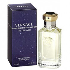 Versace The Dreamer EDT 100 ml pentru barbati - Parfum barbati Versace, Apa de toaleta
