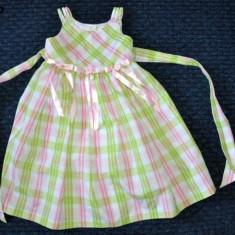 Rochita minunata de vis, marca Bonnie Jean, fetite 5 ani, Culoare: Multicolor