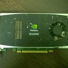 PLACA VIDEO WORKSTATION NVIDIA QUADRO FX1800 768MB/192BIT DISPLAY PORT! - Placa video PC Dell, PCI Express