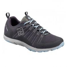 Pantofi sport pentru femei Columbia Conspiracy Vapor (CLM-BL2577M-030) - Adidasi dama Columbia, Culoare: Gri, Marime: 36, 39