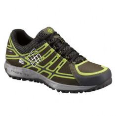 Pantofi impermeabili Columbia Conspiracy III Outdry (CLM-BM3951M-365) - Adidasi barbati Columbia, Marime: 41, 43, 45, Culoare: Verde