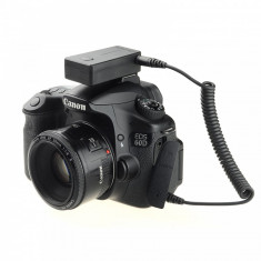 Telecomanda bluetooth intervalometru pt Canon 50D 60D 7D 6D 5D II III - Telecomanda Aparat Foto
