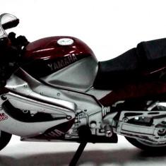 MOTOCICLETA-SCARA 1/18- BIKE- YAMAHA-++2999 LICITATII !!