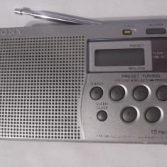 Radio portabil sony icf-m260 - Aparat radio