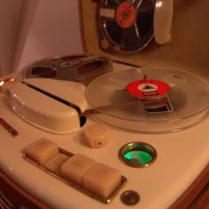 Magnetofon UHER-95 = Complete Full-Tube Magna-Recorder = ULTRA-Raritat*SOLD!