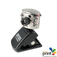 CAMERA WEB INTEX IT-305WC cu LED / CAMERA PC INTEX IT-305WC cu LED - Webcam, CMOS