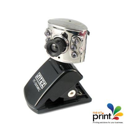 CAMERA WEB  INTEX IT-305WC cu LED  / CAMERA PC INTEX IT-305WC cu LED foto