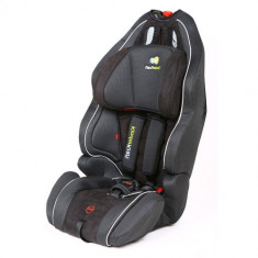 Scaun Auto Smart Black 9-36 kg - Scaun auto copii grupa 1-2-3 (9-36 kg) Kinderkraft, 1-2-3 (9-36 kg), Isofix, Negru