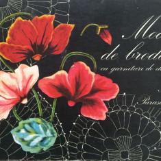 MODELE DE BRODERIE CU GARNITURI DE DANTELA - Maria Paraschivoiu - Carte traditii populare