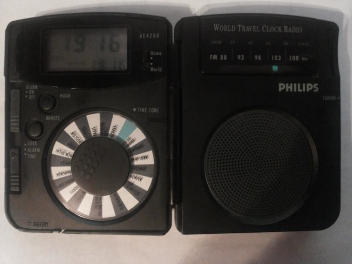 radio portabil philips