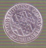 Moneda - 50 escudos 1971 Portugalia argint
