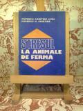 """Popescu Aristide - Stresul la animalele de ferma """"A1401"""""""