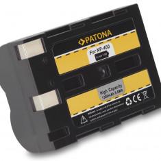 1 PATONA | Acumulator pt Minolta NP 400 NP400 NP-400 Dimage A1 A2 Dynax 5D 7D - Baterie Camera Video