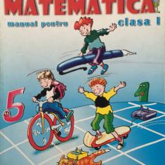 MATEMATICA MANUAL PENTRU CLASA I - Valeria Cristici - Manual scolar, Clasa 1