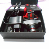 CREE XML T6 LED Lanterna FRONTALA Profesionala cu Lupa  Zoom 3 Faze -auto +casa