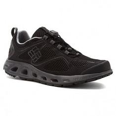 Pantofi de vara pentru barbati Columbia Powervent (CLM-BM2592k) - Adidasi barbati Columbia, Marime: 45, Culoare: Negru