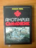 D4 Anotimpuri canadiene - Eugen Popa