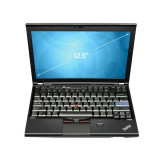Laptop Second Hand Lenovo ThinkPad X201, I5-540M - 2.53 Ghz - Laptop Lenovo, Diagonala ecran: 12, Intel Core i5, 8 Gb, 160 GB