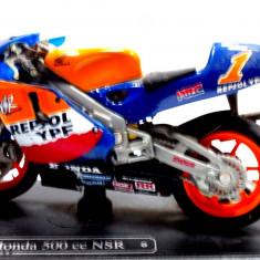 MOTOCICLETA-SCARA 1/18- BIKE- HONDA-++2999 LICITATII !!