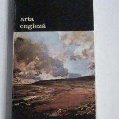 DAN GRIGORESCU - ARTA ENGLEZA, Alta editura