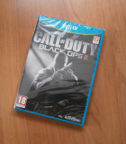 Joc Nintendo Wii U - Call of Duty : Black Ops II , nou , sigilat, Shooting, 18+