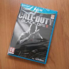 Joc Nintendo Wii U - Call of Duty : Black Ops II, nou, sigilat - Jocuri WII U, Shooting, 18+