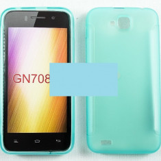 Toc plastic siliconat Allview P5 Quad - Husa Telefon Allview, Husa