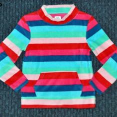 Nou! polar dungat moale, marca FF kids, fete 5-6 ani/ 116 cm, Culoare: Multicolor