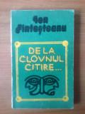 h6 De La Clovnul Citire - Ion Fintesteanu
