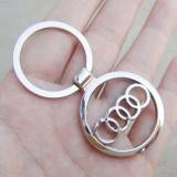 Breloc auto nou logo Audi  si ambalaj cadou