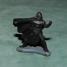 Figurina jucarie plastic Darth Vader din Razboiul stelelor, 2.5 cm, miniatura, - Figurina Desene animate