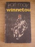 RWX 11 - WINNETOU - KARL MAY - VOLUMUL II - EDITATA IN 1992