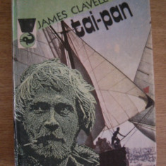 SALT - TAI PAN - JAMES CLAVELL - VOLUMUL I SI II - EDITATA IN 1991 - Roman