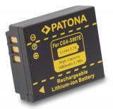 1 PATONA | Acumulator pt Panasonic CGA-S007 CGA S007 CGAS007 DMC TZ1 TZ2 TZ3 TZ4