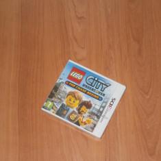 Joc Nintendo 3DS - LEGO City Undercover : The Chase Begins ( exclusiv Nintendo 3DS ), nou, sigilat - Jocuri Nintendo 3DS, Actiune