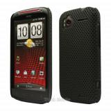 Husa mesh HTC Sensation 4G + cablu date cadou