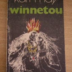 RWX 11 - WINNETOU - KARL MAY - VOLUMUL I - EDITATA IN 1992 - Roman